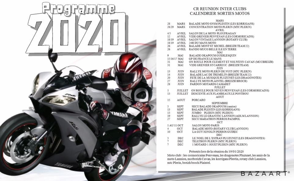 2020 Activités Motos Clubs 22